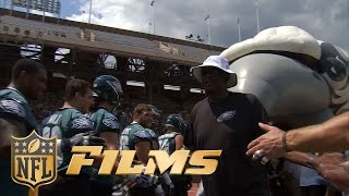 The Tallest Wide Receiver in NFL History: Harold Carmichael | Eagles | NFL Films Presents