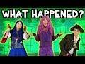 Magic Spell on Mal? Descendants 2 School Recital Gone Wrong. Totally TV