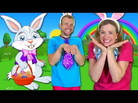 Easter Bunny Bop and More Kids Songs! Children's songs and Nursery Rhymes