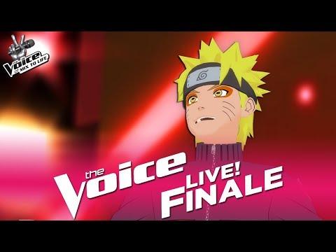 The Voice 2017 Naruto - Finale: