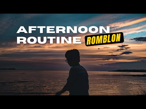 Toni's Life : Afternoon Routine in Province / Romblon, PH