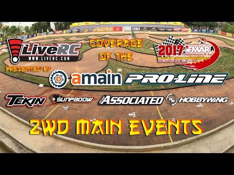 2017 IFMAR Electric Off-Road Worlds - 2WD Mains Day