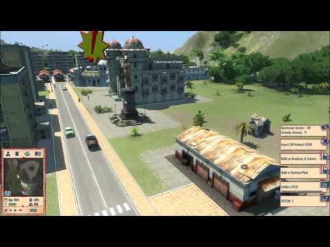 Tropico 4 Campaign Part 54: War On The Horizon |