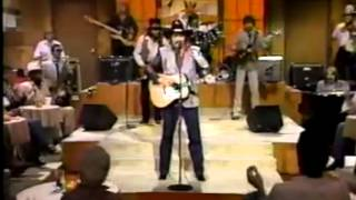 Merle Kilgore,  and The Bama Band, Hee Haw, When you get on the Whiskey 1985