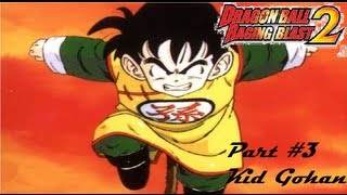Let's Play Dragon Ball Z: Raging Blast 2 Part 3 (Xbox 360)