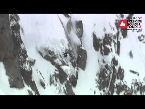 FWT12 Chamonix-Mont-Blanc - 1st place Ski Men - Sam Smoothy