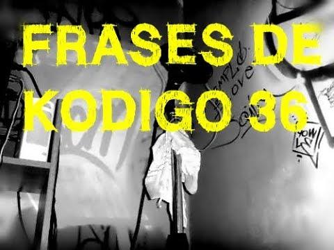 8 Frases del Kodigo 36   Rek Mania