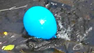 Balloon At A Weir, Unpredictability