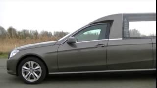Nouvelle Mercedes E Classe Gris Corbillard Belgique France Français Luxembourg Suisse