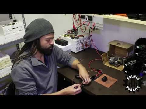 ESC Throttle Programming for Holmes Hobbies and Castle Creations
