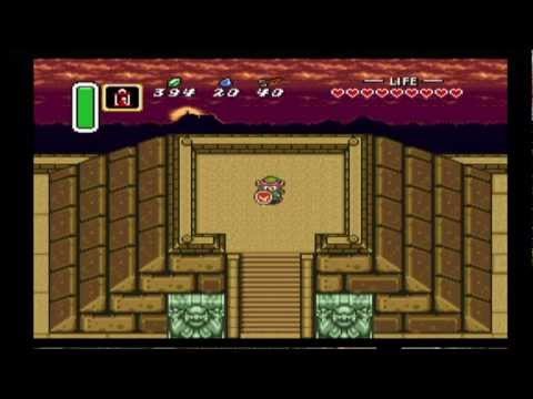 Legend of Zelda A Link to the Past Walkthrough Part 6/22 - The Dark World