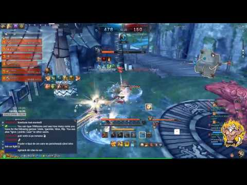 Summoner in Blade and Soul in Clan Battles   Game 07  