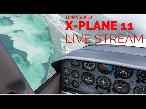 X-Plane 11 - (Live Stream) Flying the Aerobask-Epic1000-Skyview