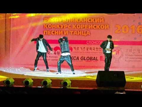 2016 KPOP festival in Bishkek, Кыргызстан  4