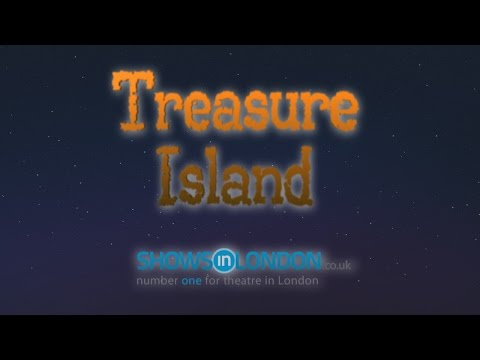 Treasure Island at the National Theatre - Olivier Theatre, London