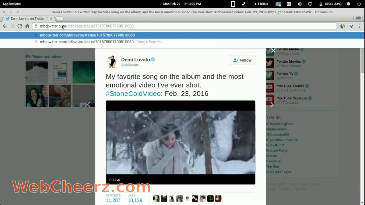 How to download videos from twitter youtube how to download videos from twitter ccuart Images