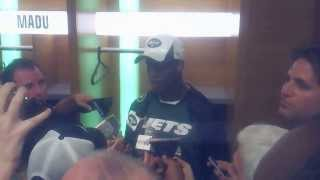 Geno Smith Talks Not Playing Against Jacksonville, Competition with Mark Sanchez
