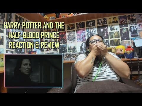 Harry Potter And The Half-Blood Prince MOVIE REACTION & REVIEW #6 | JuliDG