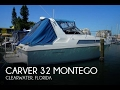 [UNAVAILABLE] Used 1989 Carver 32 Montego in Clearwater, Florida