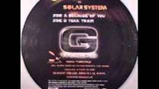 Sergi M vs Solar System presents Futura - Because Of You (2005)