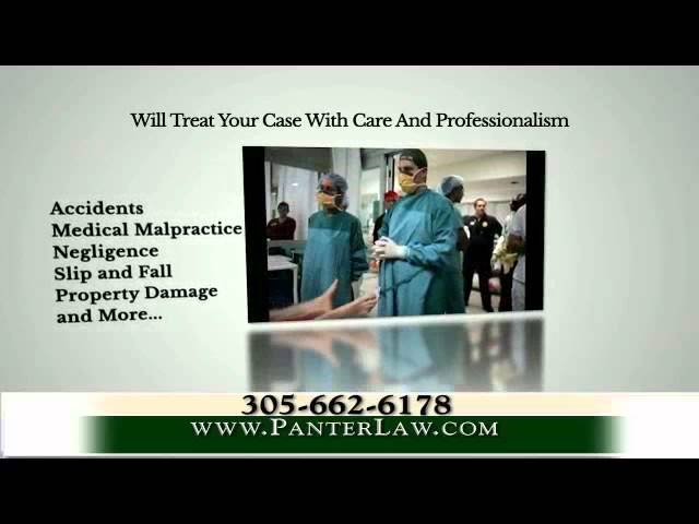 Personal Injury Medical Malpractice Property Damage Law Firm