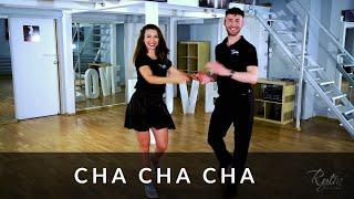 cha cha cha - Lekcja tanca - Kroki Podstawowe - Studio Tanca Rytm I cha cha cha tutorial i ...