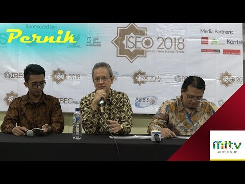 Pernik: Indonesia Sharia Economic Outlook (ISEO) 2018