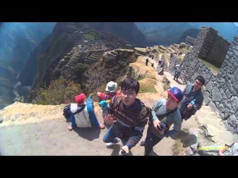 2015.08.01~16 South America Travel , JS PARK , friends