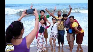 Taarak Mehta Ka Ooltah Chashmah Team In Goa