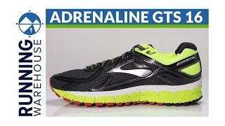 brooks Adrenaline GTS 16 for men