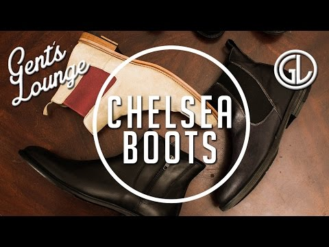 How-to Style Chelsea Boots    Men's Fashion    Gent's Lounge