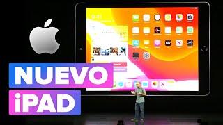 El nuevo iPad de 2019 tiene menos biseles y más pantalla