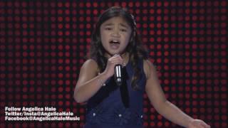 Angelica Hale Sings America the Beautiful in Las Vegas