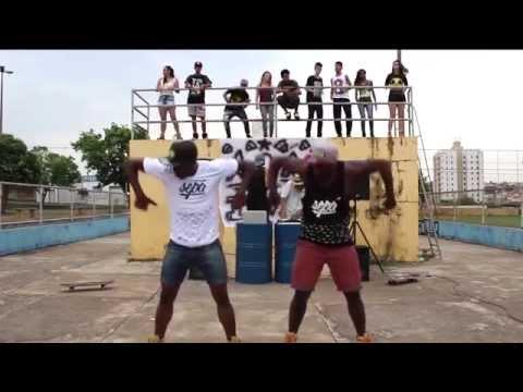 O HIP HOP É FODA PARTE 1 & 2 - Rael FT. Emicida, DUO #2A INVICTUS DANCE TEAM