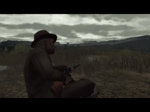 Red Dead Redemption John Marston's Death and Jack Marston kills Edgar Ross