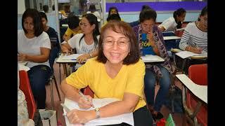 Classroom Atmosphere : English for adults : 2018 : Wat Worachanyawas, BKK.
