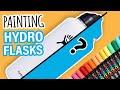 Customizing Hydro Flasks