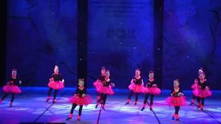 """Танец """"Кошка беспородная"""" детский сад № 26 г. Череповец"""