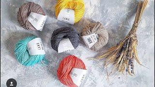 моя Пряжная Находка - Lang Yarns Sigma &  Lang Yarn Laguna