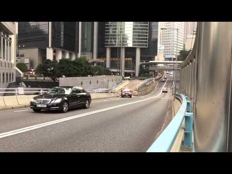 Garden Road, Hong Kong 香港花園道落山