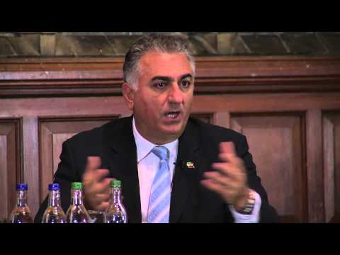 Reza Pahlavi | Monarchy or Republic | Oxford Union