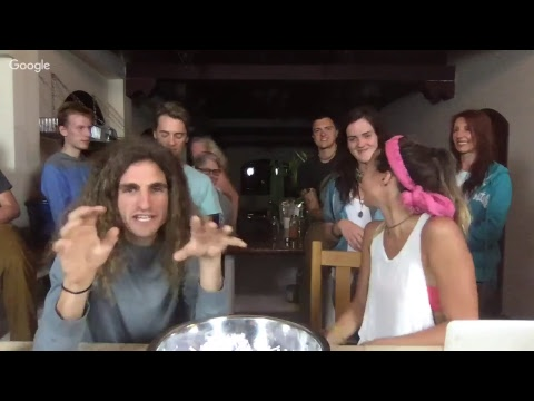 1st Raw Food Retreat Vacation Winner Is Picked & Announced!