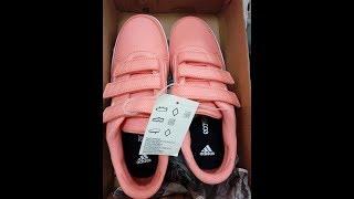 Adidas Altasport cf K UNBOXING