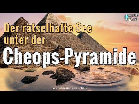 Der rätselhafte See unter der Cheops-Pyramide: Fakten, Märchen und Schwindeleien um das Osiris-Grab