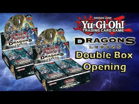 Double Dragons of Legend Box Openings