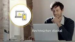 POSTIDENT E-Signing – Verträge digital unterschreiben | Deutsche Post