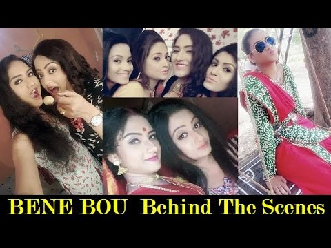 Bene Bou Behind The Scenes | Shapla | Palok | Bedh | Colors Bangla Serial Bene Bou Shooting / Making