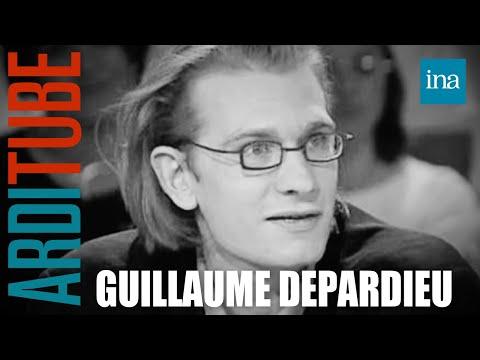 Guillaume Depardieu chez Thierry Ardisson   Archive INA