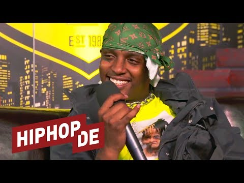 "Ski Mask the Slump God: ""I'm the coolest monkey in the jungle"", OAF, Fashion & Food (Interview)"