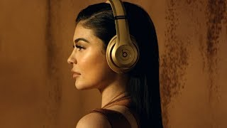 Kylie Jenner Stars In Beats By Dre & Balmain Ad Campaign